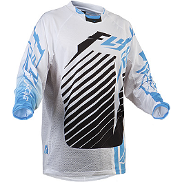 2013 Fly Racing Kinetic Jersey - RS - 2013 Fly Racing Kinetic Gloves