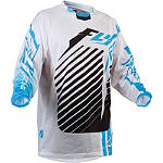 2013 Fly Racing Kinetic Jersey - RS - Discount & Sale Dirt Bike Jerseys