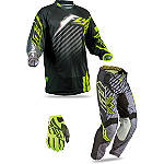 2013 Fly Racing Kinetic Combo - RS - Utility ATV Pants, Jersey, Glove Combos