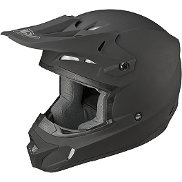 2014 Fly Racing Kinetic Dash Racing Helmet - 2013 Answer Nova Helmet - Stealth