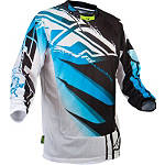 2013 Fly Racing Kinetic Mesh Jersey - Inversion - Fly Dirt Bike Riding Gear