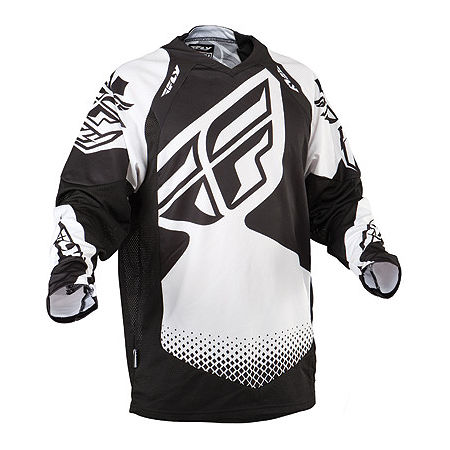 2013 Fly Racing Evolution Jersey - Rev - Main