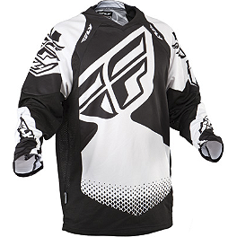 2013 Fly Racing Evolution Jersey - Rev - 2013 Fly Evolution Jersey - Sonar