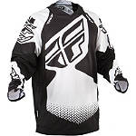 2013 Fly Racing Evolution Jersey - Rev - Discount & Sale Utility ATV Jerseys