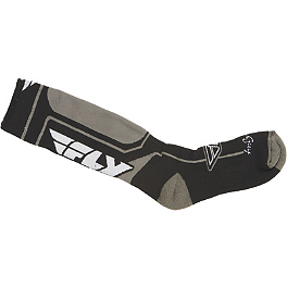 2014 Fly Racing Cold Weather Moto Socks - 2014 Fly Racing Thick Moto Socks