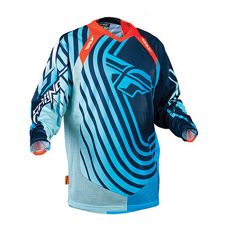 2013 Fly Evolution Jersey - Sonar - Main