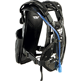 Fly Racing Stingray Ready-to-Ride Hydration Kit - Camelbak Youth Skeeter Hydration System