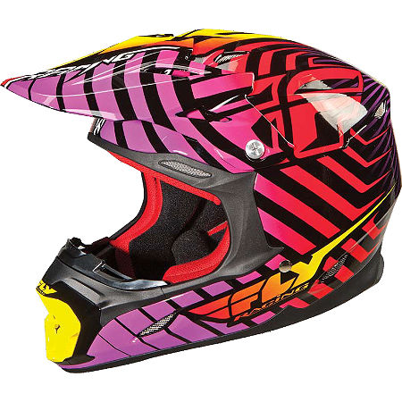 2014 Fly Racing Three.4 Helmet - Main