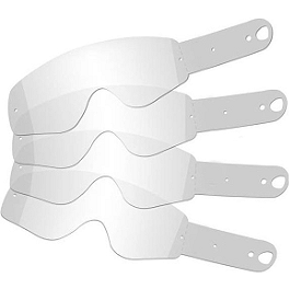 Fly Racing Tear-Offs - 20 Pack - 2013 Fly Racing Zone Pro Goggles