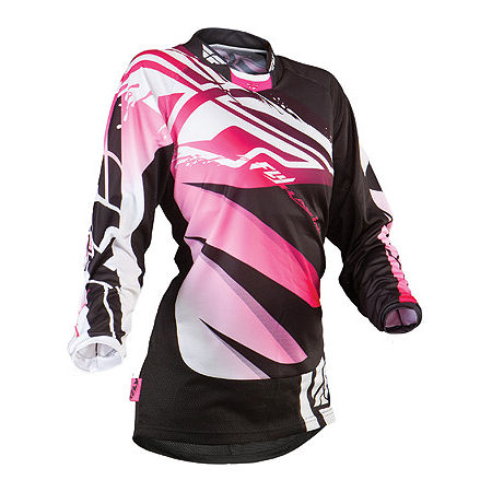 2013 Fly Racing Women's Kinetic Jersey - Main