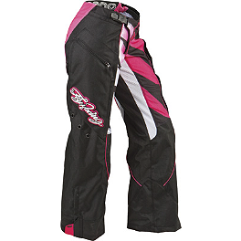 2013 Fly Racing Women's Kinetic Over-Boot Pants - 2013 MSR Women's Gem Pants