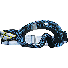 2013 Fly Racing Zone Goggles - 2013 Fly Racing Zone Pro Goggles