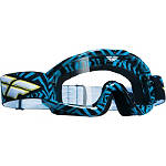 2013 Fly Racing Zone Goggles - Fly Dirt Bike Riding Gear