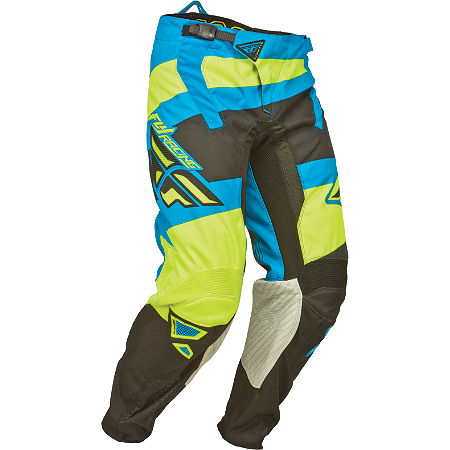 2014 Fly Racing Kinetic Pants - Blocks - Main