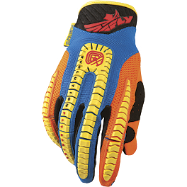 2014 Fly Racing Evolution Gloves - 2014 Fly Racing Kinetic Gloves
