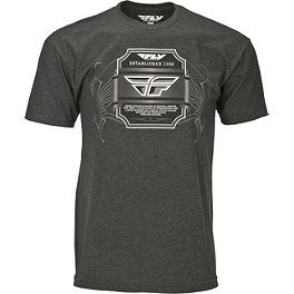 Fly Racing Established T-Shirt - Alpinestars Moto Type Classic T-Shirt