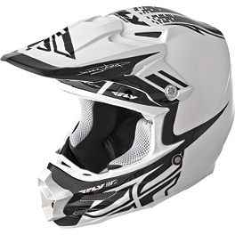2014 Fly Racing F2 Carbon Helmet - Dubstep - 2014 Fly Racing F2 Carbon Helmet - Acetylene