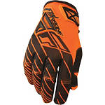 Orange-Black Glove