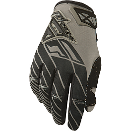 2014 Fly Racing Kinetic Gloves - 2014 Fly Racing Evolution Gloves