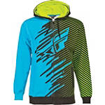 Fly Racing Shock Zip Hoody - Utility ATV Mens Casual
