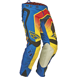 2014 Fly Racing Evolution Pants - Vertigo - 2014 Fly Racing Evolution Gloves