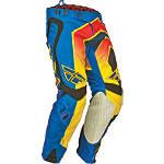 2014 Fly Racing Evolution Pants - Vertigo - In The Boot Utility ATV Pants
