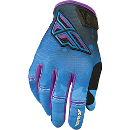 2014 Fly Racing Women's Kinetic Gloves - 2014 Fly Racing Girl's Kinetic Gloves