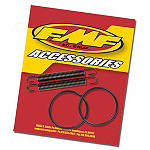 FMF O-Ring & Pipe Spring Kit - Dirt Bike Exhaust Hardware and Accessories