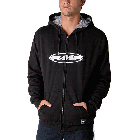 FMF Charge Sherpa Zip Hoody - Main