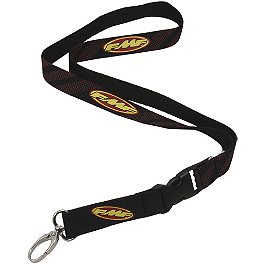 FMF Spyro Lanyard - One Industries Finish Line Lanyard