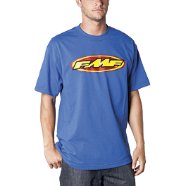 FMF The Don T-Shirt - Alpinestars Carve T-Shirt