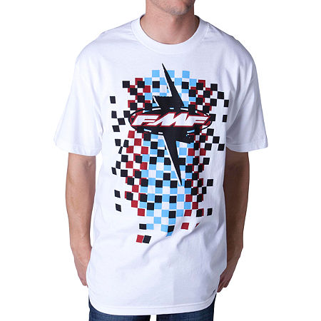 FMF Checkerboard T-Shirt - Main