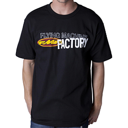 FMF High Flying T-Shirt - FMF Black Tie T-Shirt