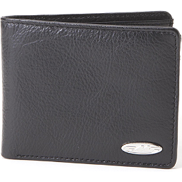 FMF Raw Leather Wallet - FMF Debossed Wallet