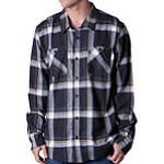 FMF Panzer Flannel - Utility ATV Mens Shop Shirts