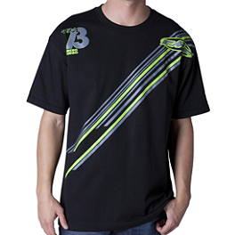 FMF Race Ready T-Shirt - FMF Panzer Flannel