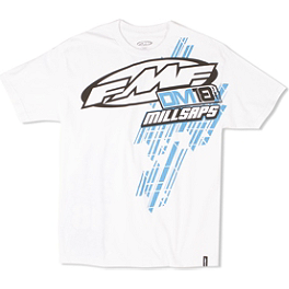 FMF DM18 Lexicon T-Shirt - FMF The Flats T-Shirt