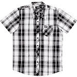 FMF Nickel Short Sleeve Shirt - Mens Casual Cruiser Shop Shirts