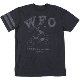 FMF WFO T-Shirt - DRC Shock Pump Swivel Valve