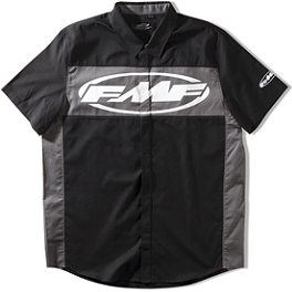 FMF Pit Stop T-Shirt - 2007 Kawasaki KX250F Turner Hot Start Connector