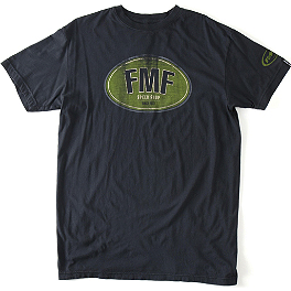 FMF Speed Shop T-Shirt - FMF Heritage T-Shirt