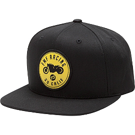 FMF Throwback Snapback Hat - One Industries Riding Dirty J-Fit Snapback Hat
