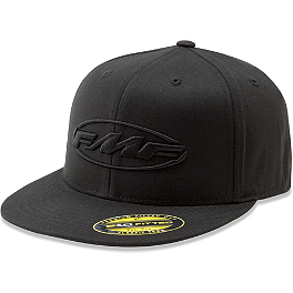 FMF Tuned Hat - 100% OG Flatbill Flexfit Hat