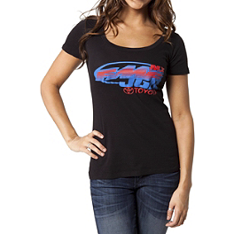 FMF Women's Alliance T-Shirt - Metal Mulisha Women's Overseer T-Shirt