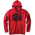 FMF Zeroxed Zip Hoody - Mens Casual Dirt Bike Sweatshirts & Hoodies