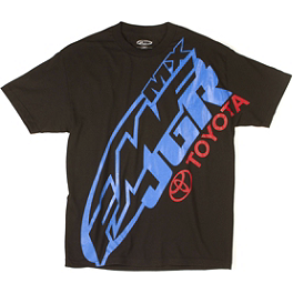 FMF Big Shot T-Shirt - 2013 We All Ride Motosport Supercross Sponsor Tech T-Shirt