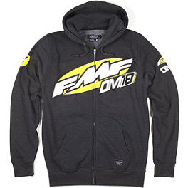 FMF DM18 Race Replica Zip Hoody - FMF JGR SX Zip Hoody