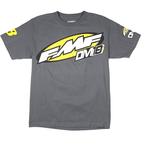 FMF DM18 Race Replica T-Shirt - Main
