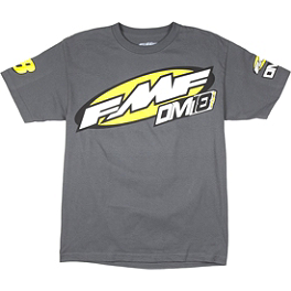 FMF DM18 Race Replica T-Shirt - FMF Flash T-Shirt