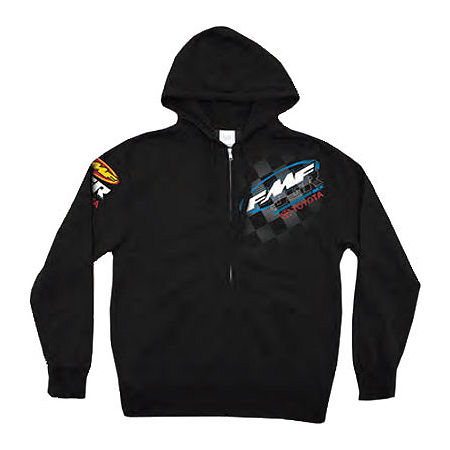 FMF JGR SX Zip Hoody - Main